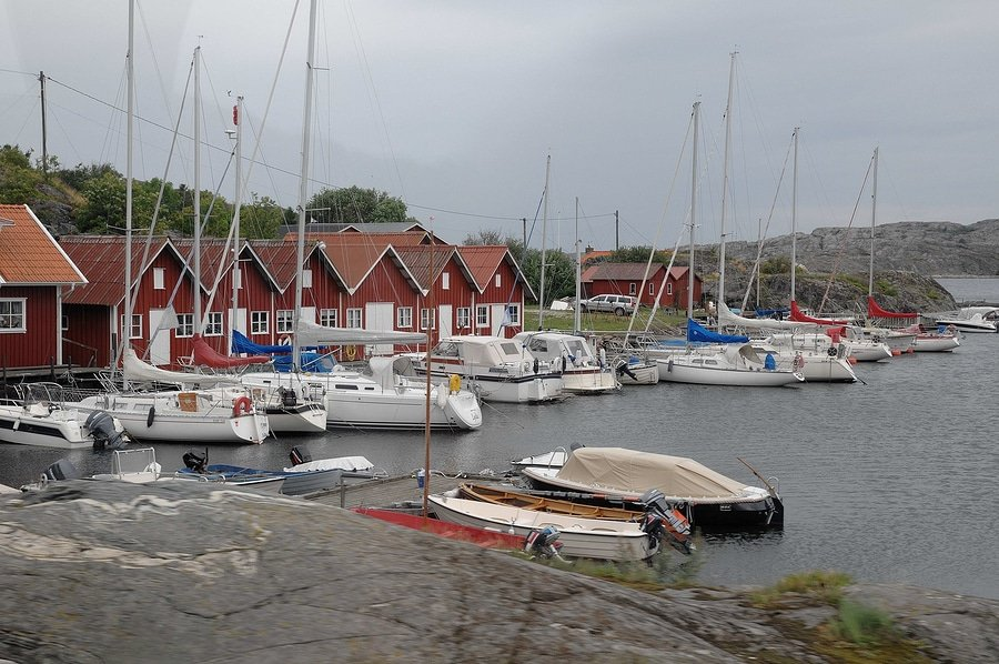 The Southern archipelago, Gothenburg, Sweden