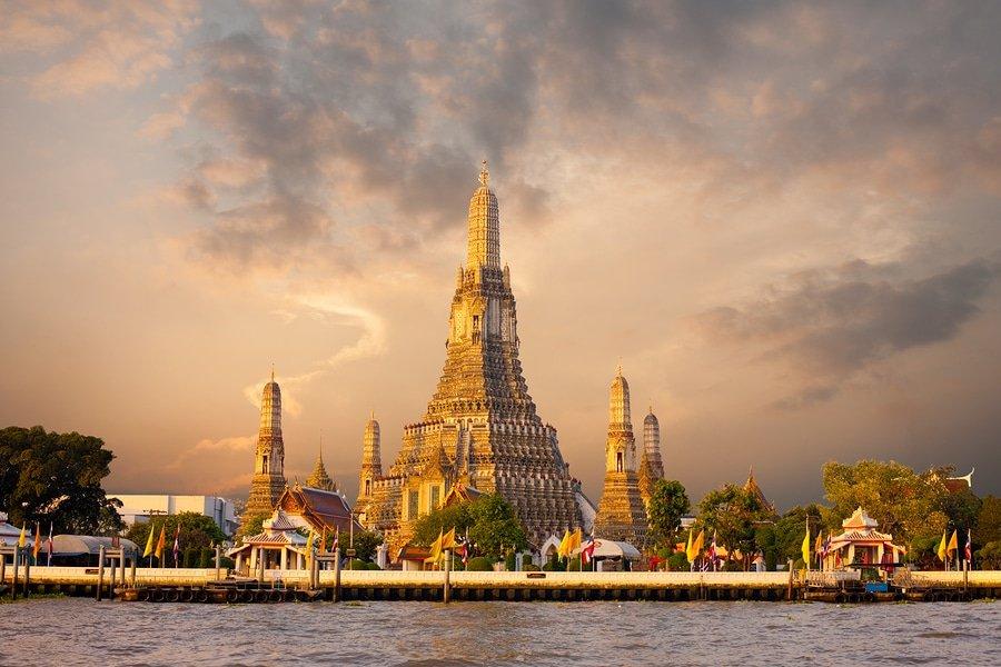 Wat Arun Temple of Dawn, Bangkok
