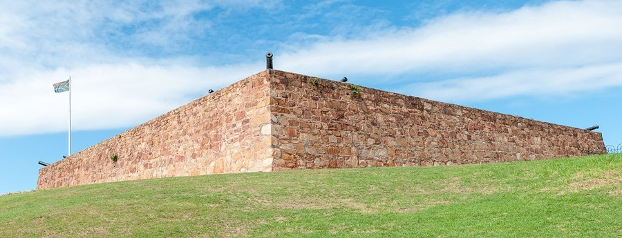 Fort Frederick , Port Elizabeth