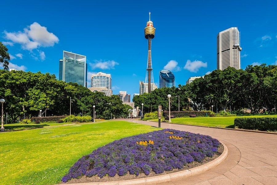 Sydney Tower, Australia