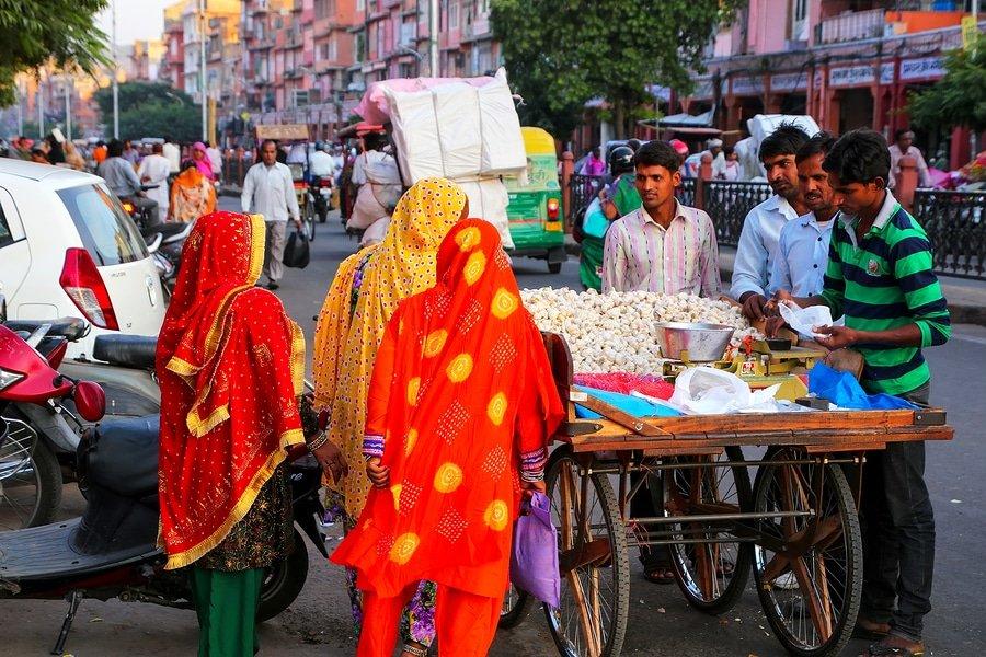 Johari Bazaar, Jaipur