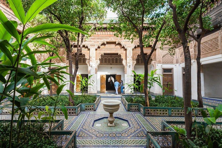 Marrakech Bahia Palace