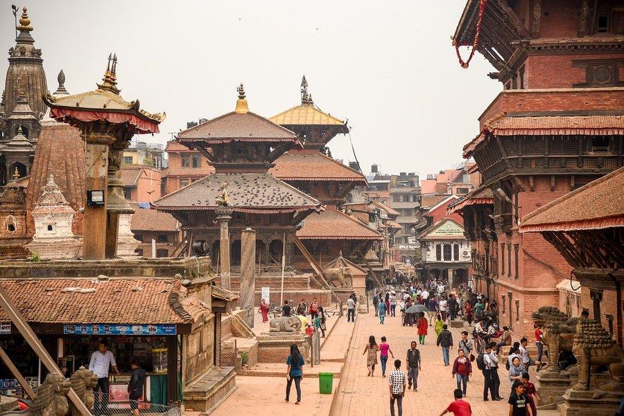 Patan Durbar, Kathmandu, Nepal