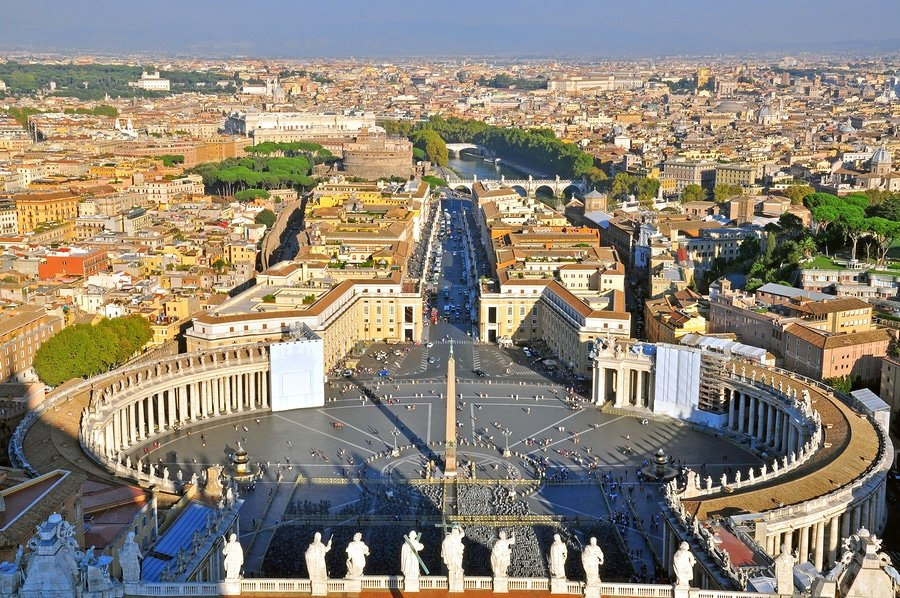 The Vatican City, Rome, Italy