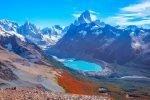 Los Glaciares National park., Argentina