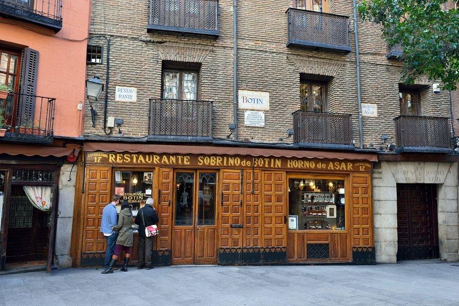 Restaurant Botin, Madrid
