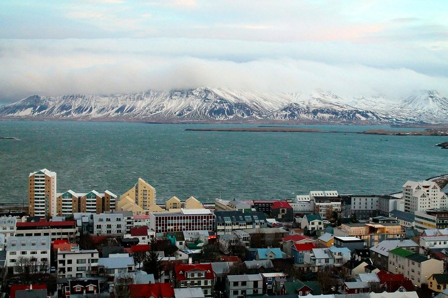 Views of Reykjavik
