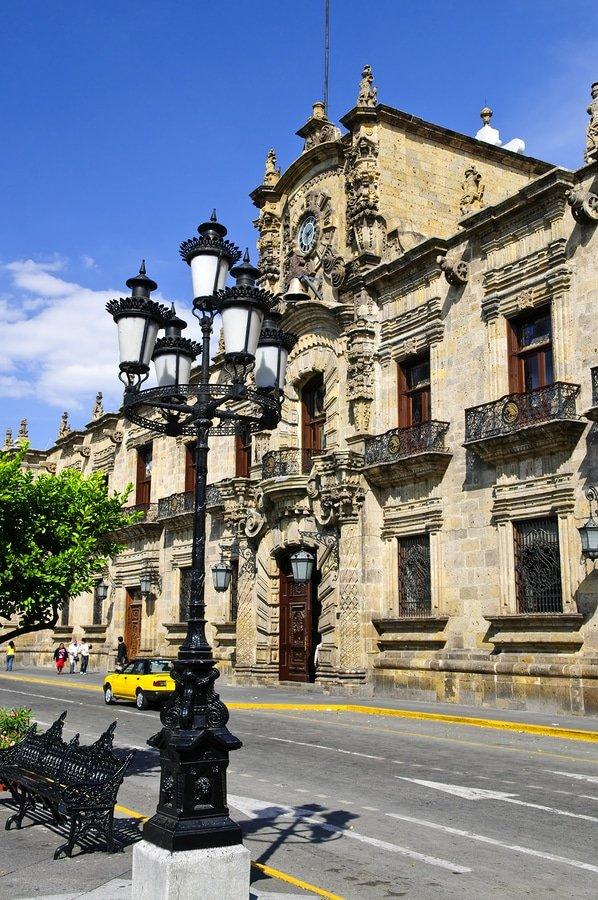 Palacio de Gobierno Jalisco