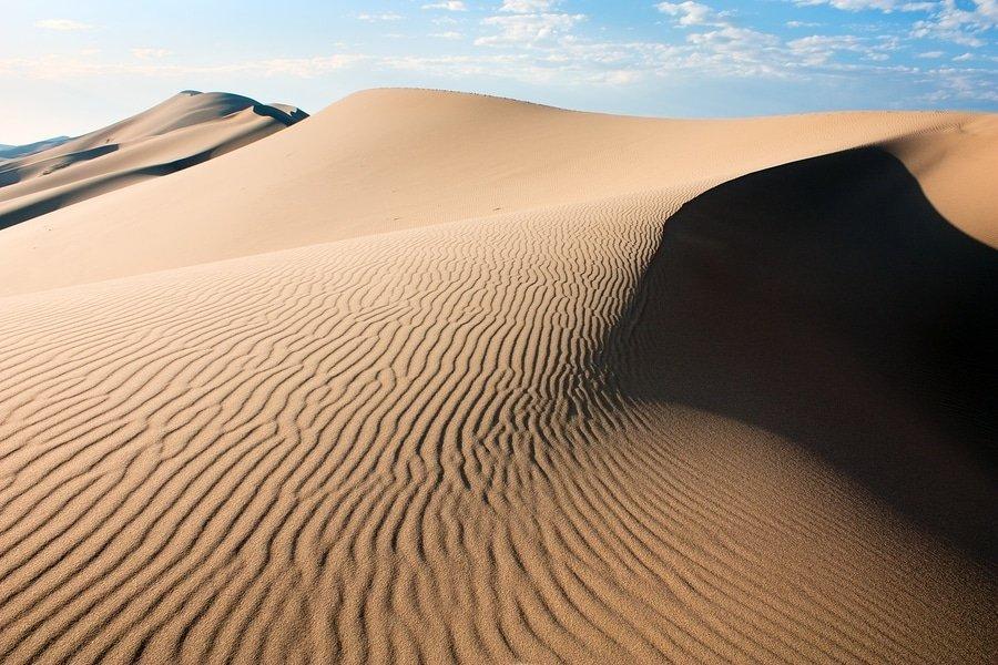 Elsen Tasarkhai Sand Dunes, Mongolia