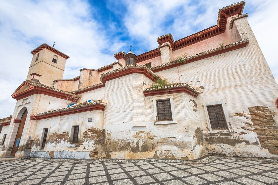 Mirador de San Nicolas, Granada, Spain