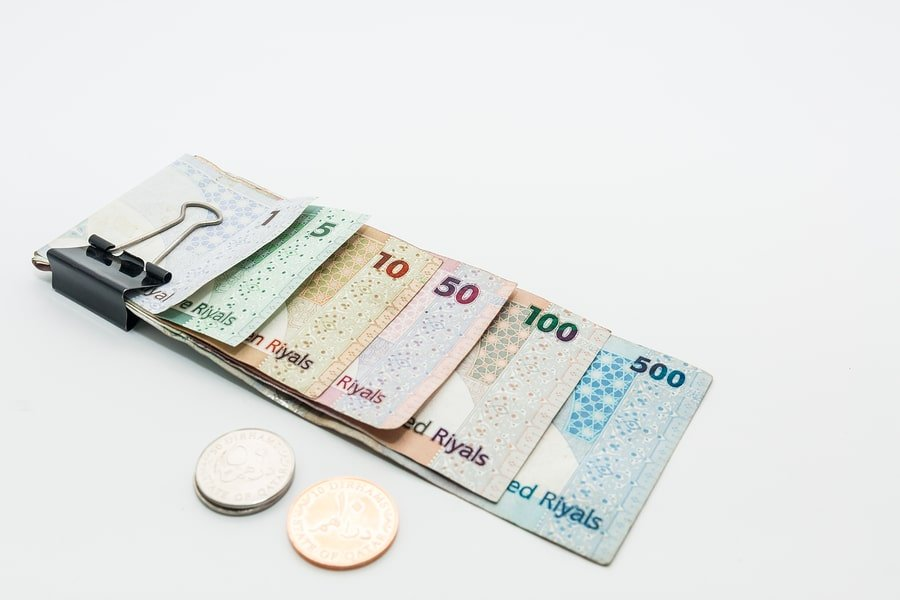 Qatar currencies and coins