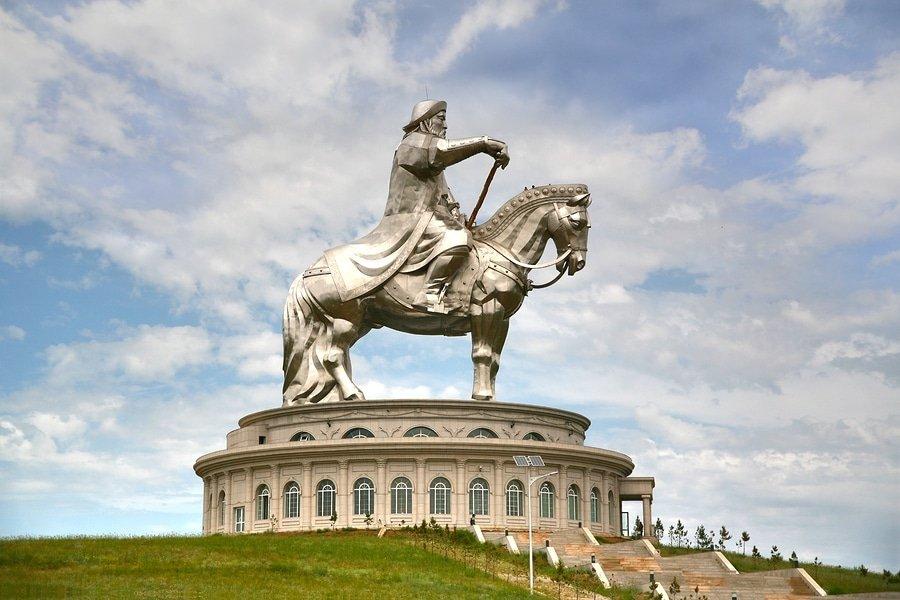 Genghis Khan Statue, Ulaanbaatar, Mongolia