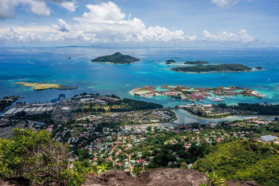 Victoria - Mahe - Seychelles