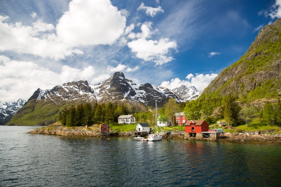 Visit Norway - cover